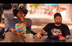 Video: The Good People feat. A-F-R-O & Termanology - Sidewalk Barbecue