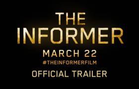 1st Trailer For 'The Informer' Movie Starring Joel Kinnaman & Common