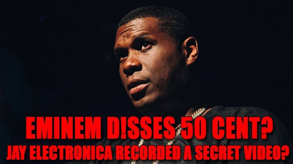 Did Eminem Diss 50 Cent In Video Recorded By Jay Electronica??? Doggie Diamonds Answers That & More Here...