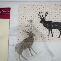 Weihnachtskarte No.1-10