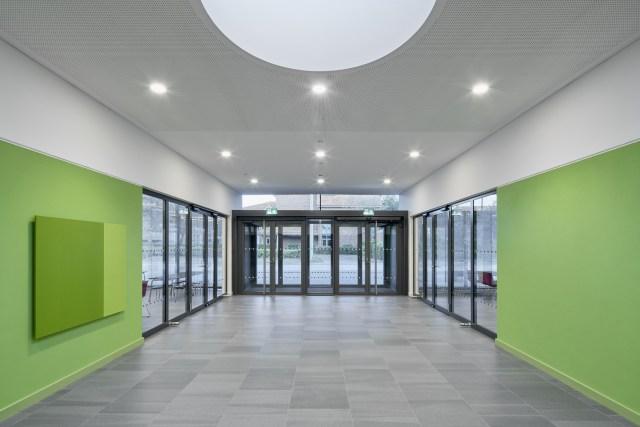 Foyer Mensa / Stadthalle