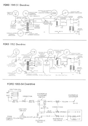 1949 Ford Generator Wiring Diagram   Wiring Library