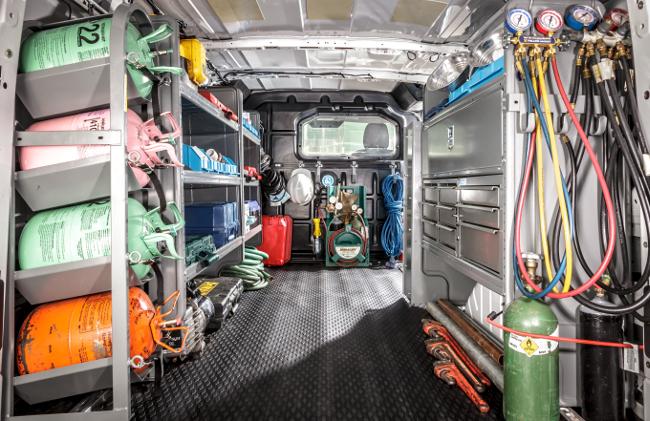 Commercial Vehicle Upfits And Personal Vehicle Upfits