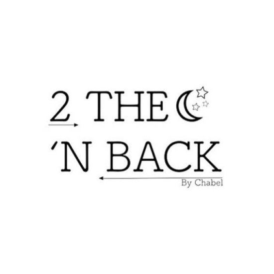 2 the moon 'n back