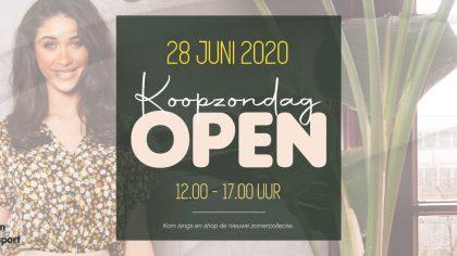 KOOPZONDAG 28 JUNI - Van Rijbroek Boekel