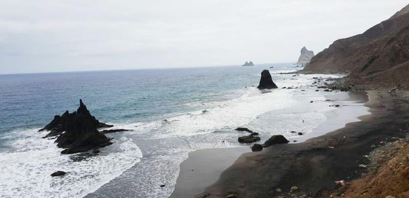 Playa de Benijo, Tenerife