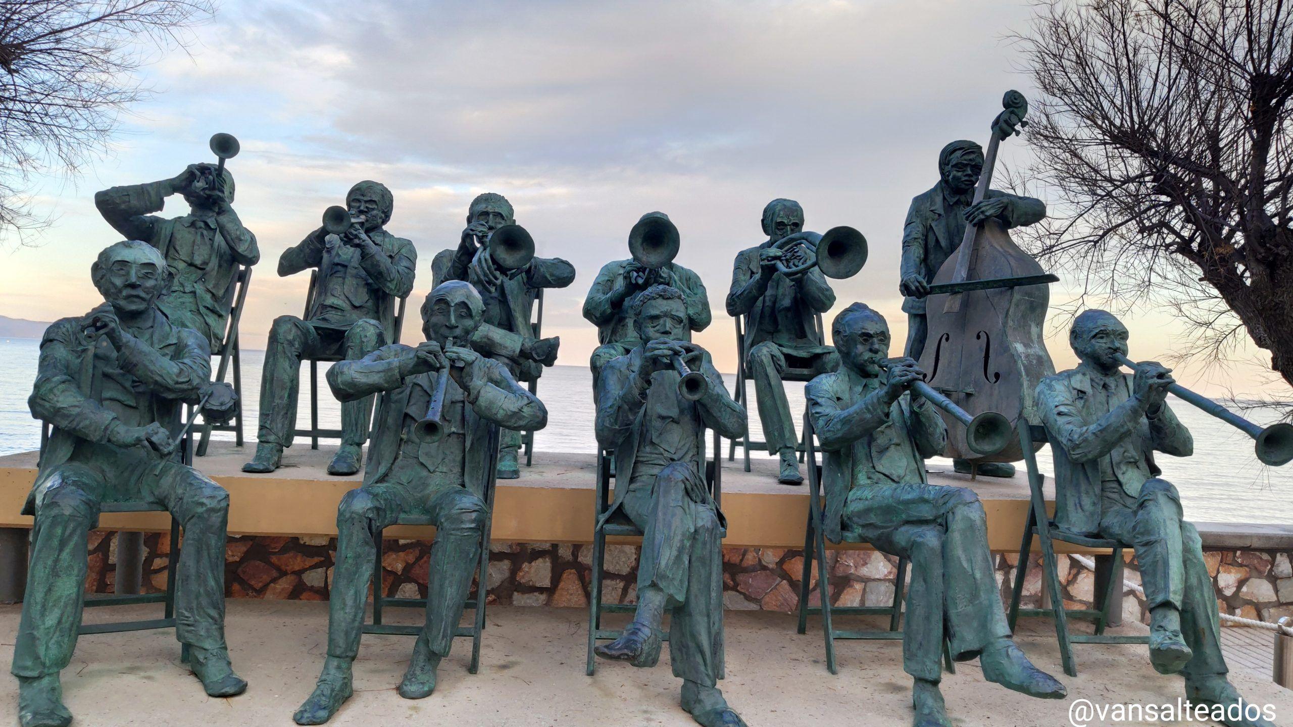 Monumento de la clota, L'Escala