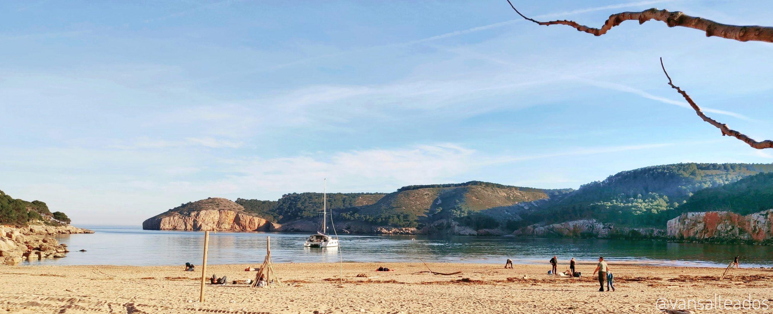 Playa Montgó, Cataluña