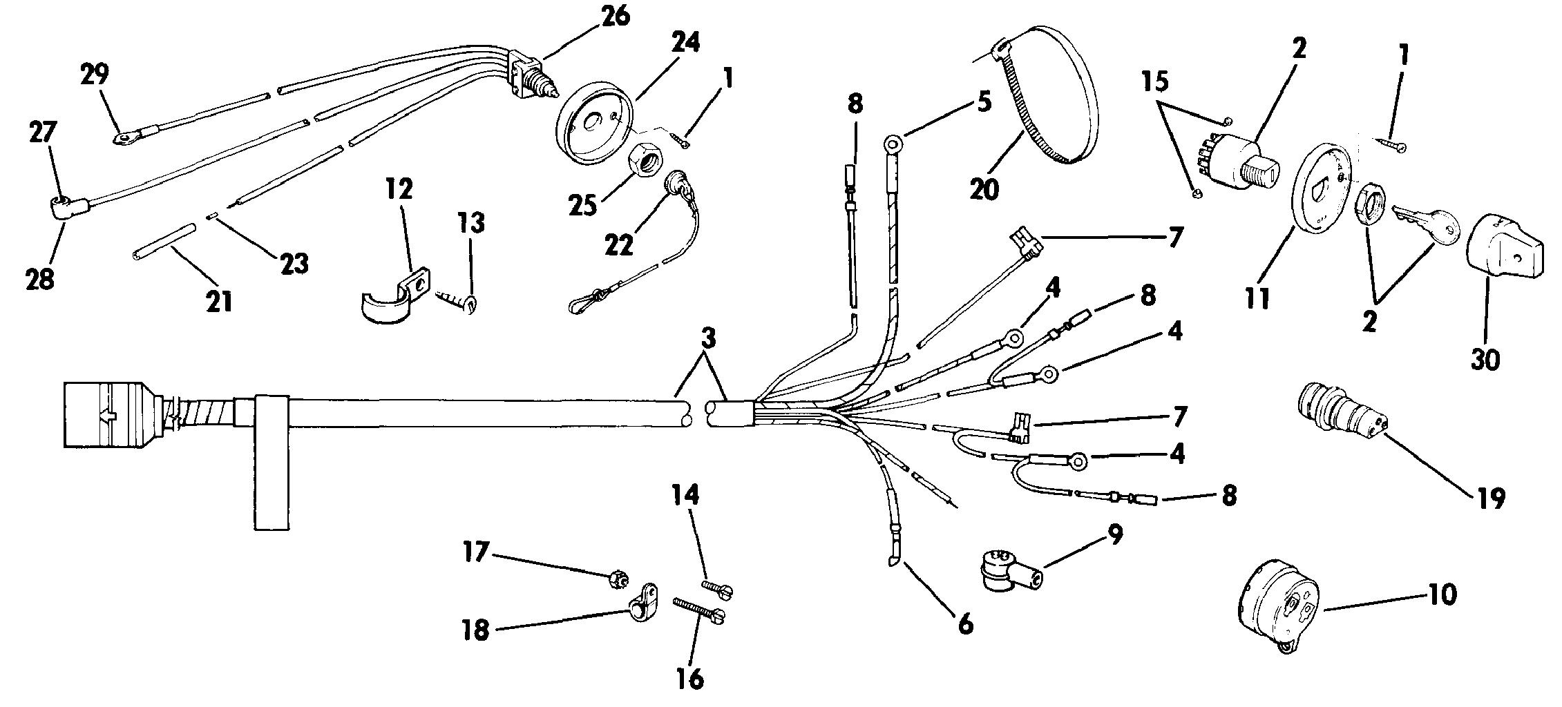 Omc Wiring Diagram