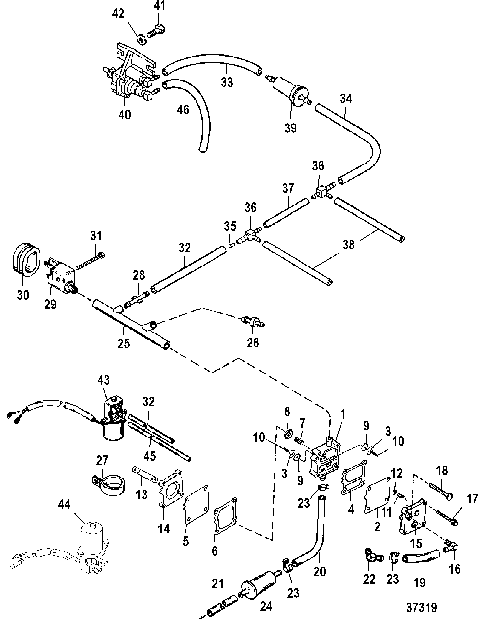 tags: #evinrude outboard fuel pump#2001 evinrude 90 fuel pump#evinrude 70  fuel pump#suzuki outboard engine wiring diagram#outboard fuel pump diagram# johnson