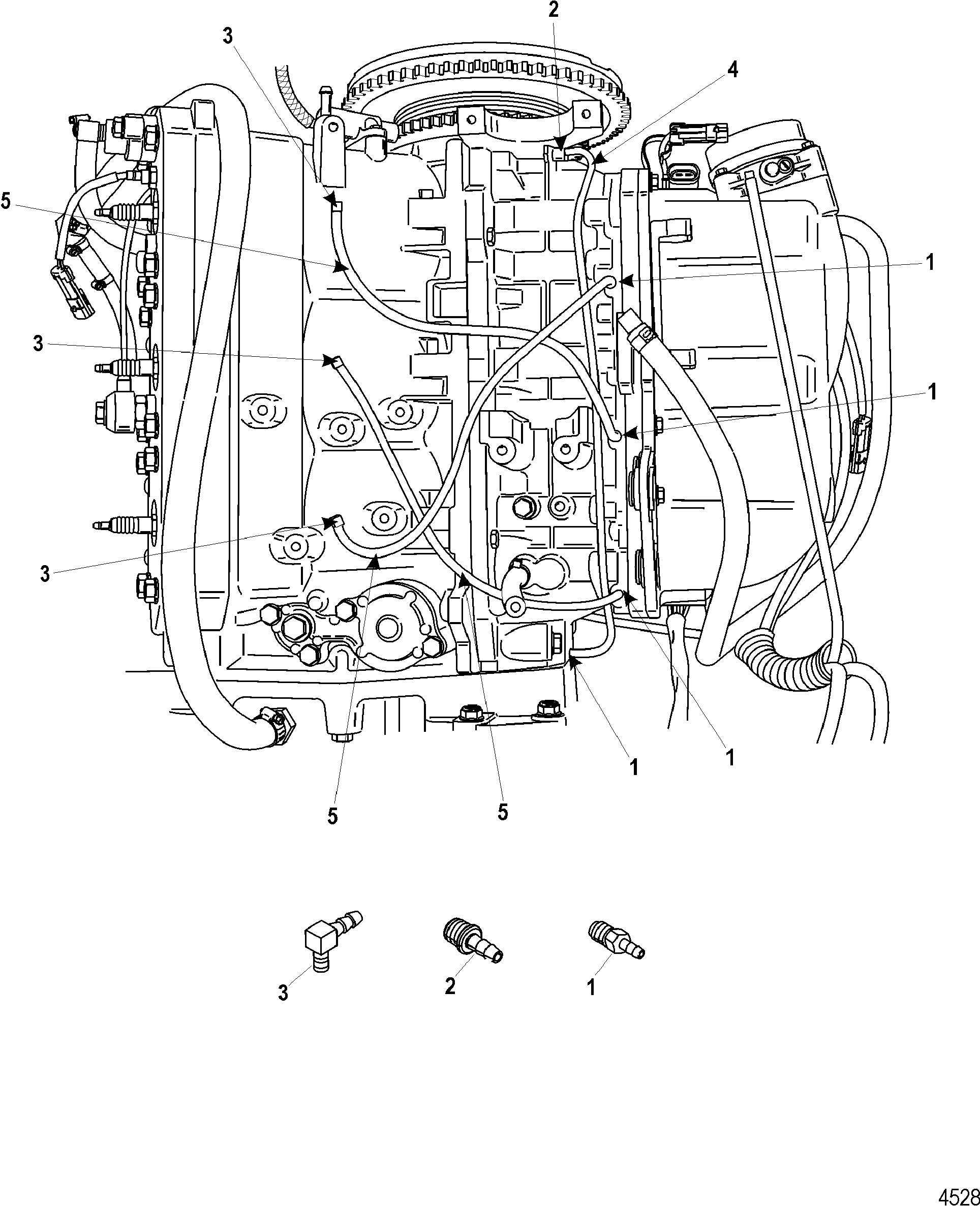 60 Hp Mercury Outboard Schematic