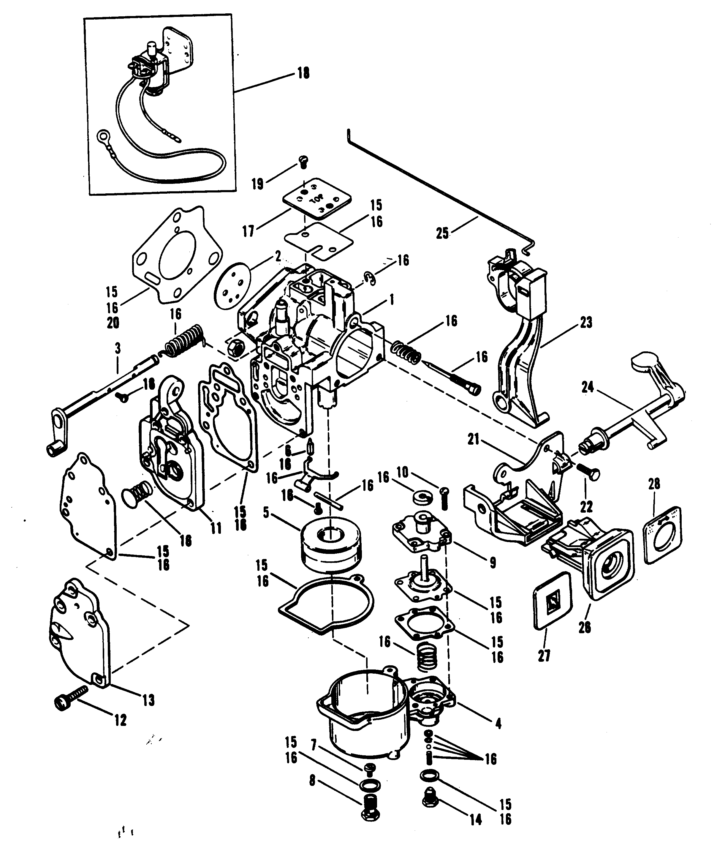 Mariner Motor Parts Diagram