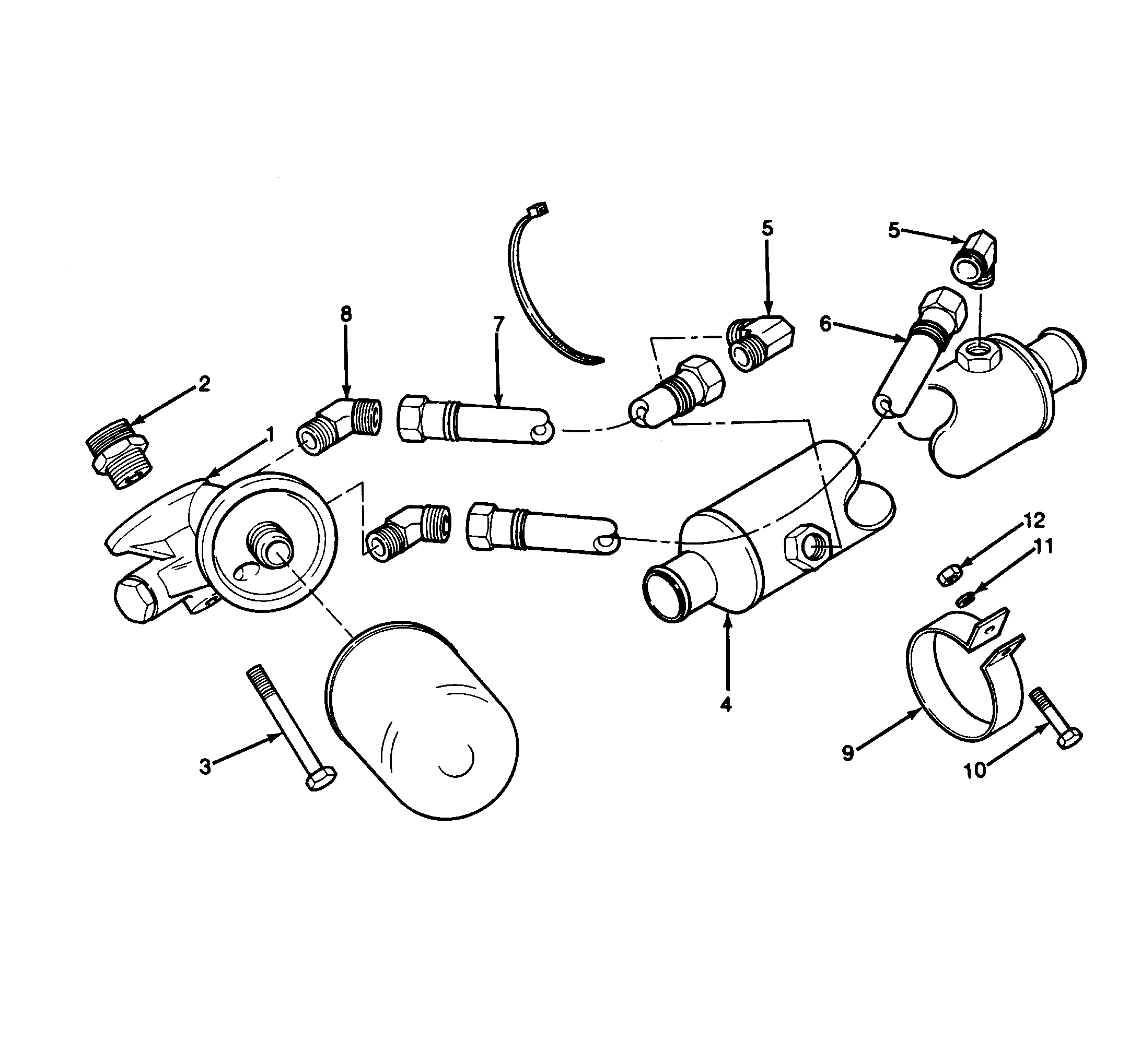 460 Engine Parts Diagram Labeled