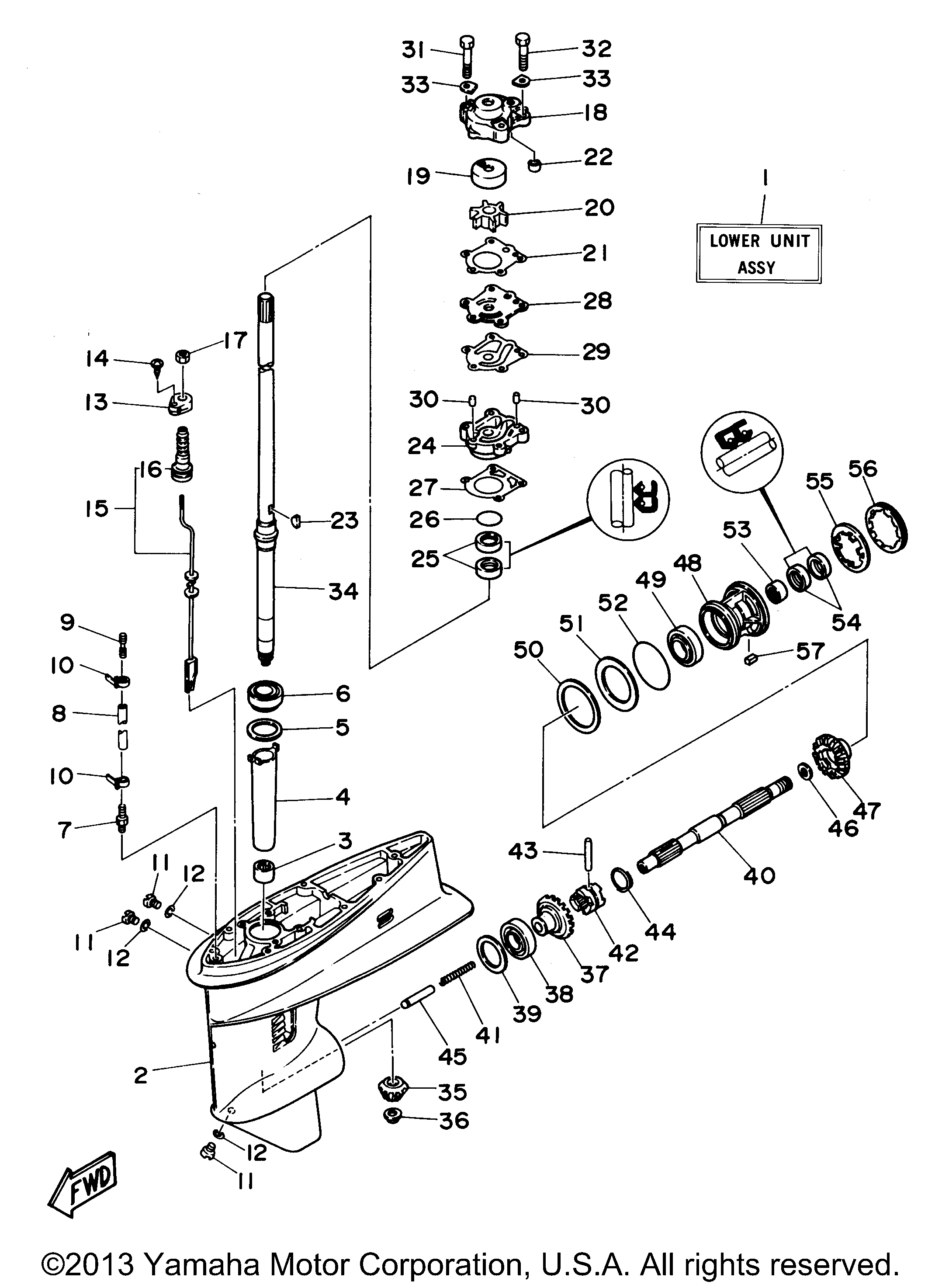 5 Hp Gamefisher Outboard Motor | Wiring Diagram Database