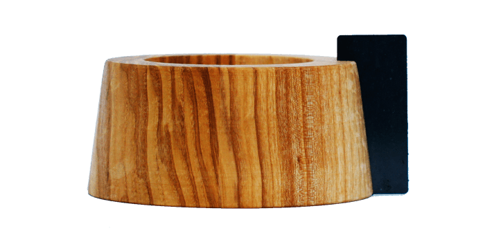 kaarsenhouder medium VAN STUK