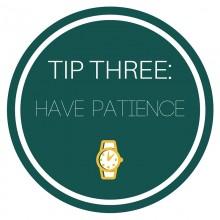 TIP THREE