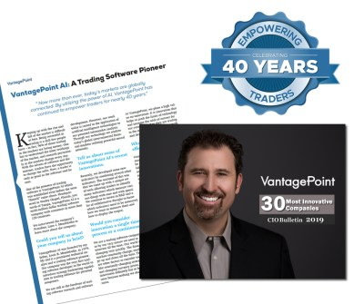 Vantagepoint recognized in CIO Bulletin