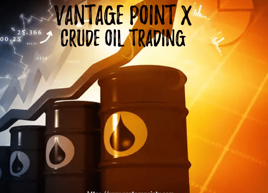 Amazing Crude Oil Trading with Vantage Point X