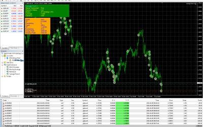 1080$  profit in a day with Vantage point X