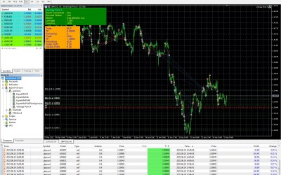 1412$ profit – VPX making forex trading for beginners profitable