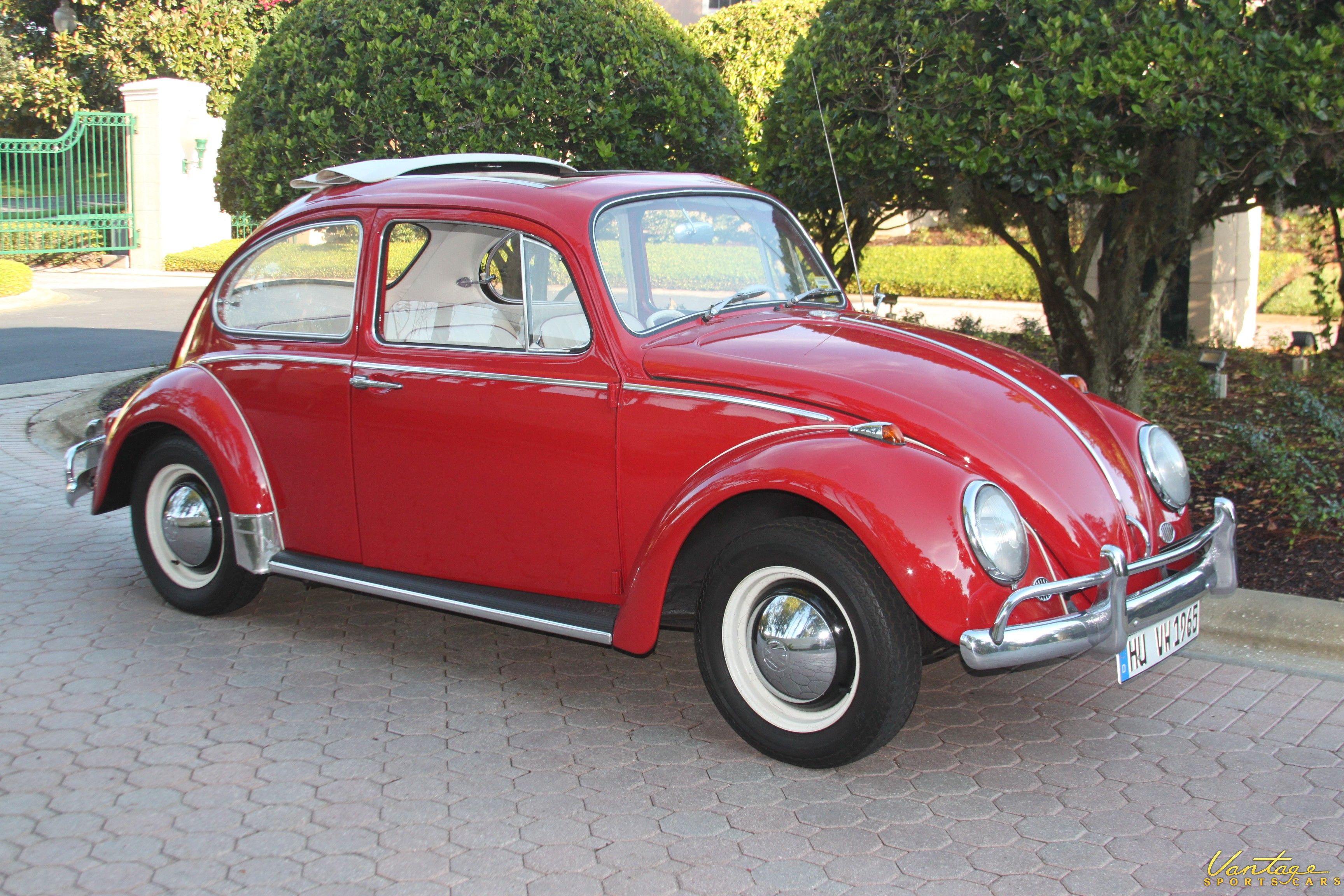1965 Volkswagen Beetle   SOLD     Vantage Sports Cars   Vantage     Sold