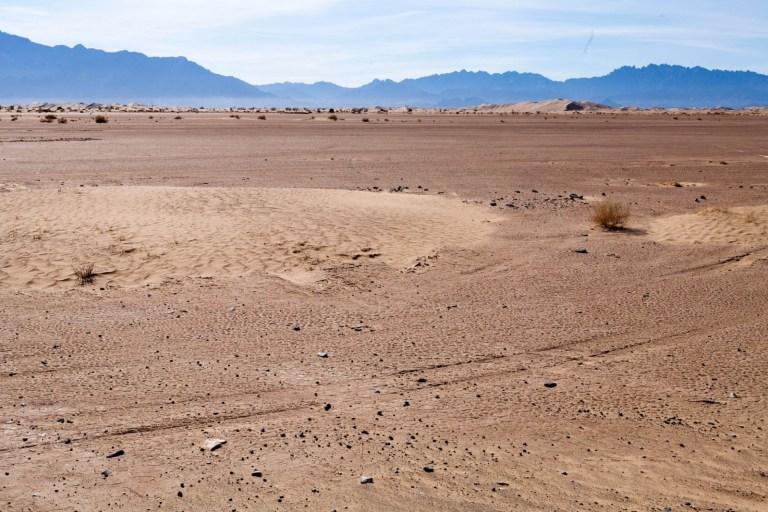Pohled do pouště