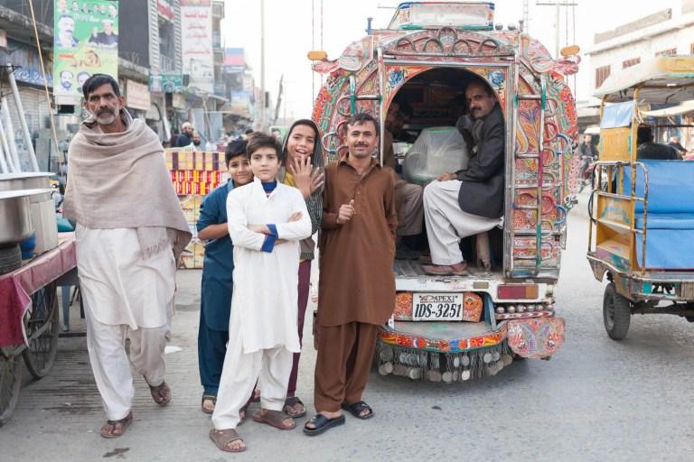 Osádka sdíleného taxíku