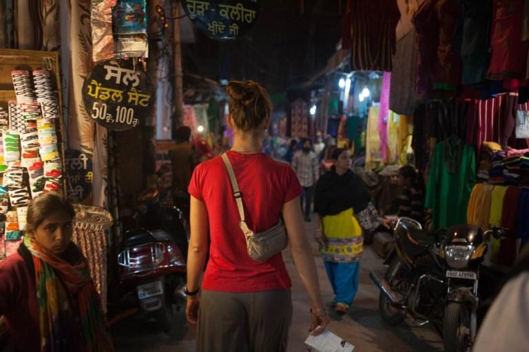 Ulice Amritsaru