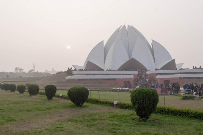 Lotosový chrám