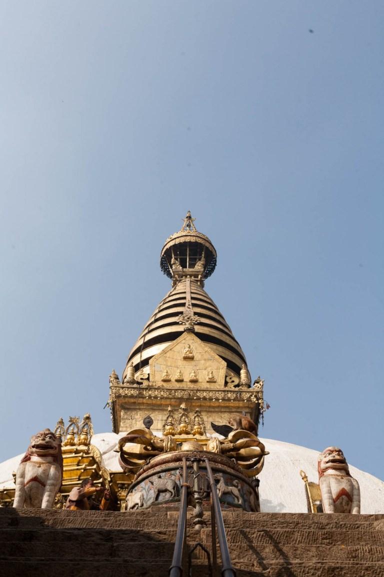 Opičí chrám