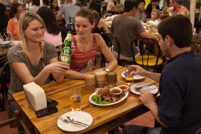 Poslední večeře v Bangkoku