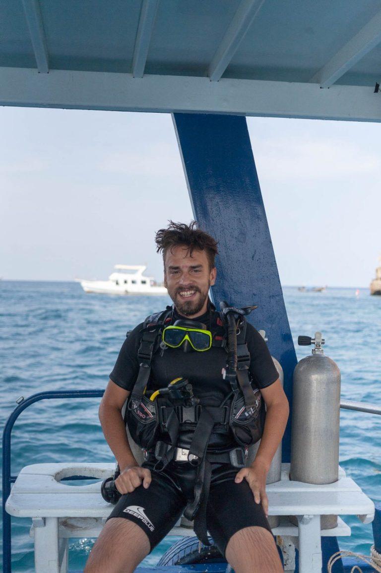 Potápač Marek
