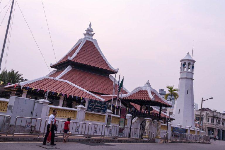 Čínská mešita