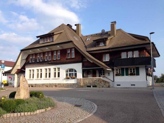 Rathaus Horben