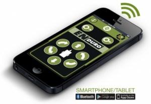 enduro-afstandsbediening smart