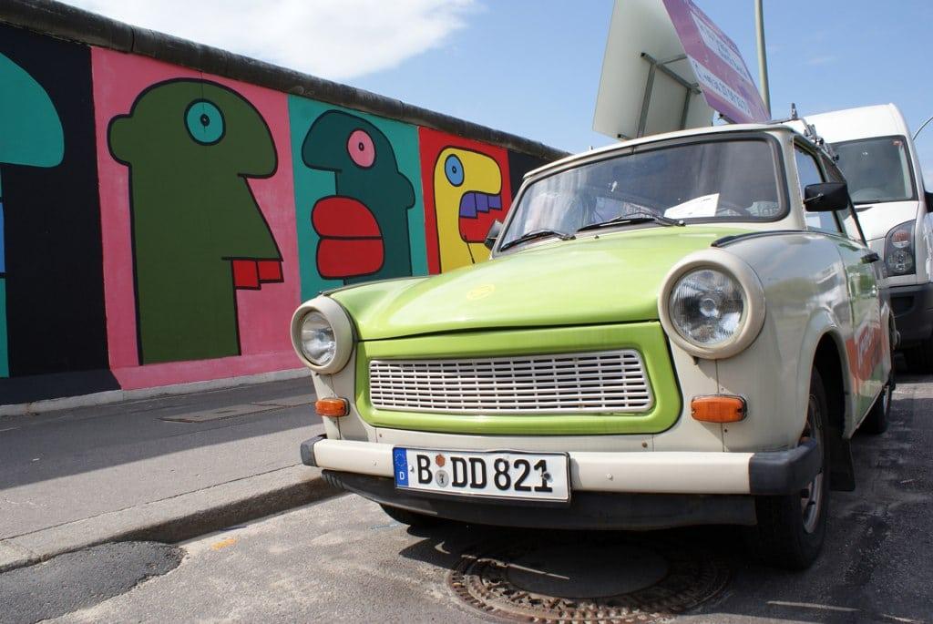 East Side Gallery Les Fresques Du Mur De Berlin