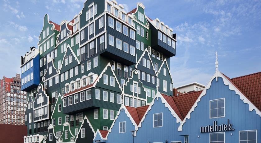 inntel hotels amsterdam architecture insolite insolite n a jamais voulu dire