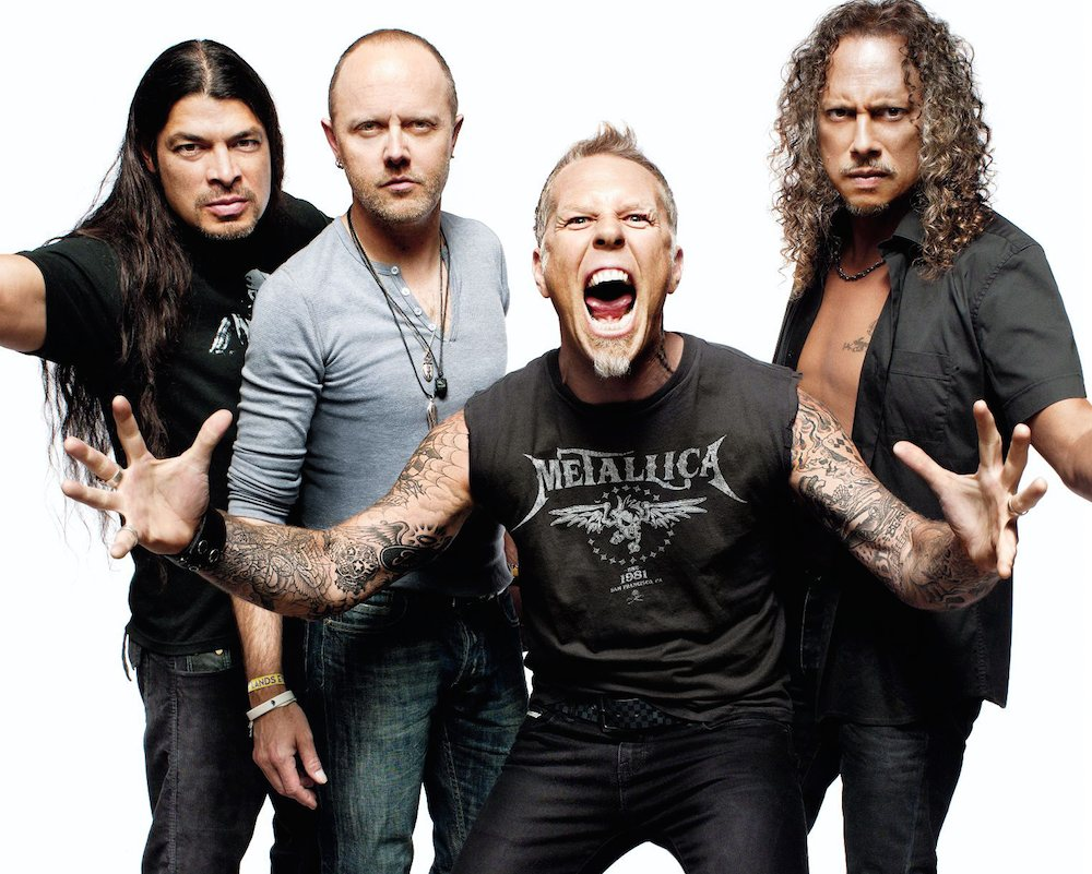Image result for metallica 2016