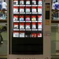 Vending Machine selling Printer Ink Cartridge