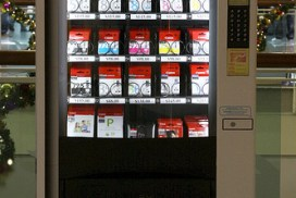 Printer Ink Cartridge Vending Machine