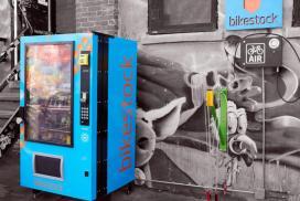Bike Repair Vending Machine