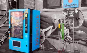 Bikestock Vending Machine