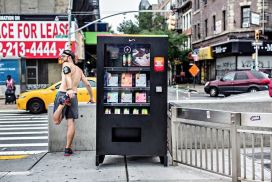 Fit For Purpose - Pop Up Vending Machine