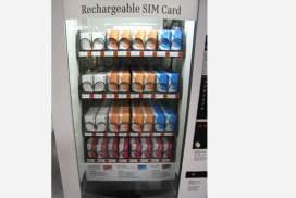 電話卡 自動販賣機