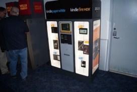 Amazon Vending Machine