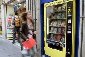 Books Vending Machine