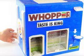 Lego Vending Machine