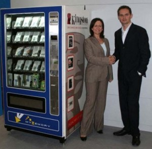 Computer Memory Vending Machine