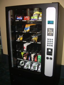 Office Supplies Vending Machine