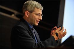 Michael Siegel analiza los cigarrillos electrónicos en la Conferencia de Bicknell 2009.
